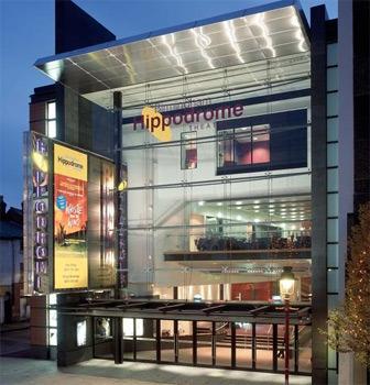 Hippodrome-theatre